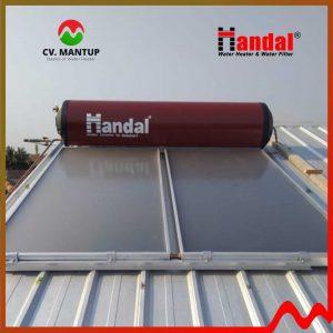 project pemasangan handal water heater 1