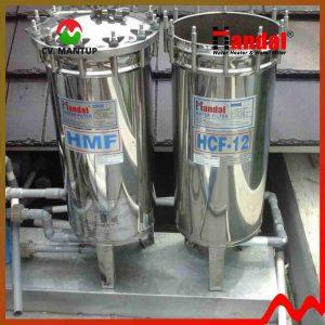 project pemasangan handal water heater 3