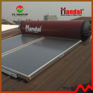 project pemasangan handal water heater 4