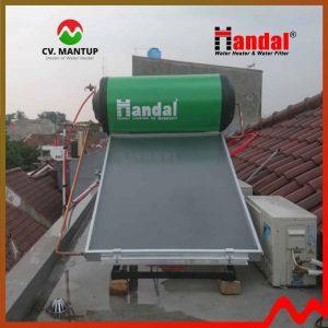 project pemasangan handal water heater 5