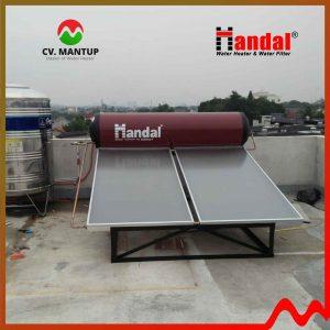 project pemasangan handal water heater 8